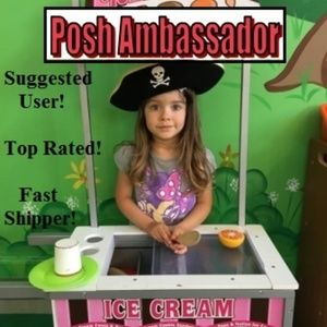 Other - I am a Poshmark Amassador.